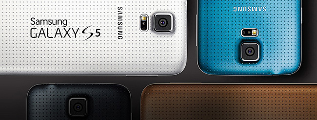 video samsung galaxy s5