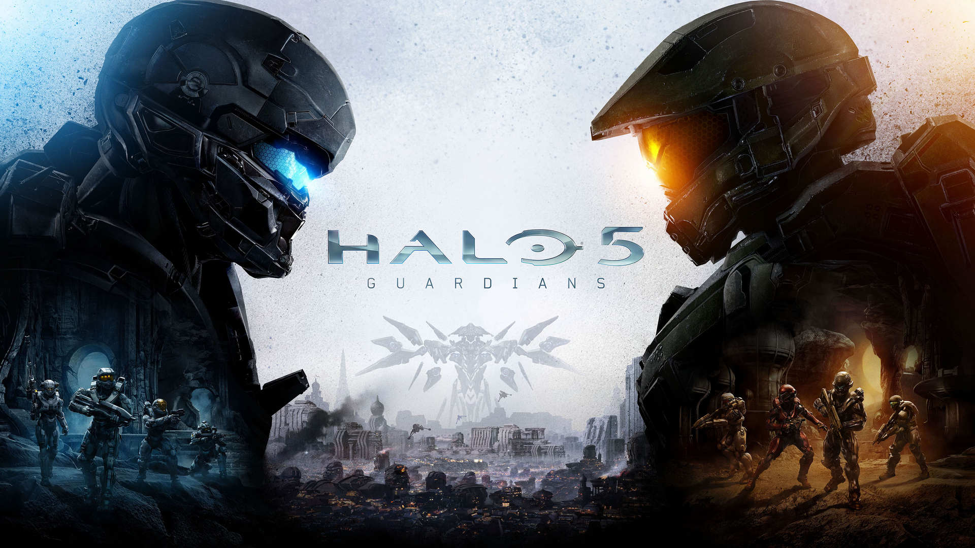 Gameplay Halo 5 Guardians
