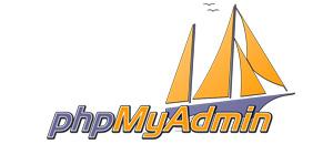 tamano base de datos importar phpmyadmin