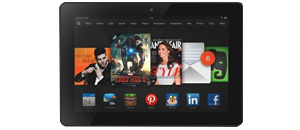 kindle fire hd hdx espana