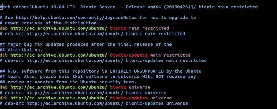 Compilar un paquete en Linux