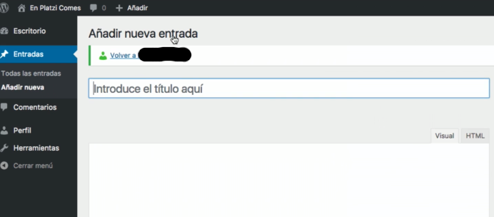 cambiar de usuarios en WordPress con el plugin User Switching