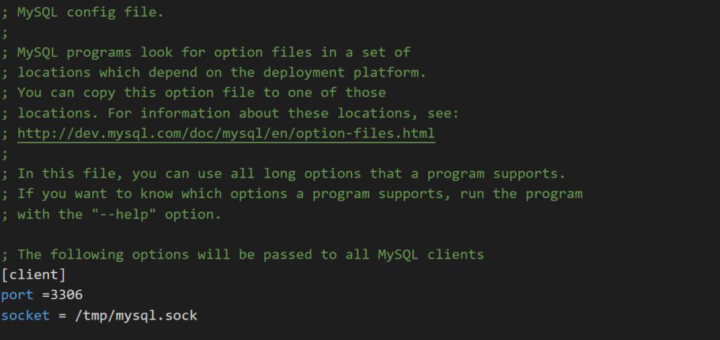 cómo cambiar el puerto 3308 de MySQL en WAMP por el 3306