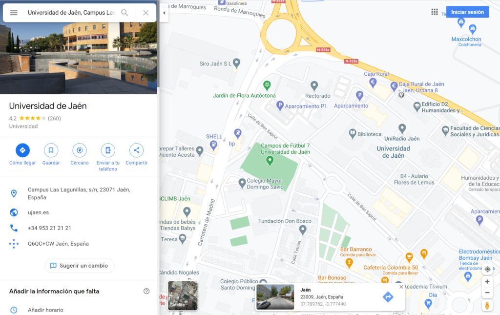 Cómo insertar un mapa de Google Maps en tu página web